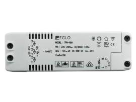 EGLO 'EINBAUSPOT 12V' 80884 (20-60W )