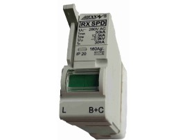Náhradná vložka prepäťovej ochrany RX SPD B+C