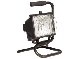 ELIOT ZW3-L500P-B - Prenosný halogénový reflektor