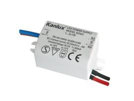 ADI 350 1-3W Elektronický transformátor pre napájanie LED svietidiel