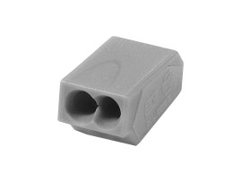 PC252/PA-bezskrutková krabicová svorka, balenie = 100ks
