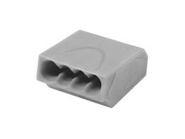 PC254/PA--bezskrutková krabicová svorka, balenie = 100ks