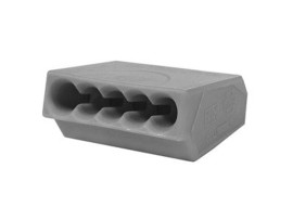 PC255/PA-bezskrutková krabicová svorka, balenie = 100ks