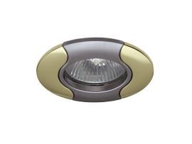 AKRA DS14-SN/G podhľadové bodové svietidlo