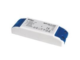 RICO LED 15-24W ( 700mA ; 15-36V ) - Elektronický prúdový transformátor LED