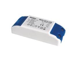 RICO LED 9-12W ( 700mA ; 9-16V ) - Elektronický prúdový transformátor LED