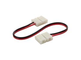 CONNECTOR 8-CPC konektor LED pásu ( cena za balenie 20 ks )