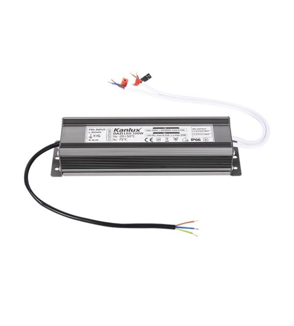 DAZI LED 100W - Elektronický transformátor pre LED svietidlá