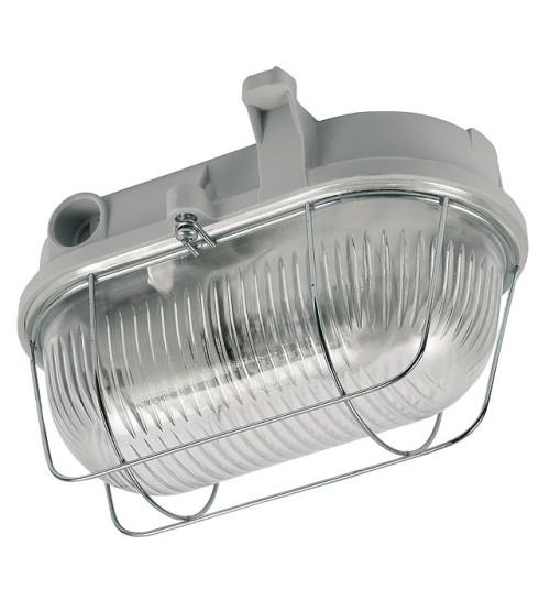 HERMI 7063NB - Prachotesné priemyslové svietidlo biele