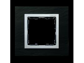 Rámček 1- násobný bridlica / hliník