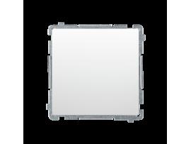 Striedavý prepínač, radenie č. 6 bez piktogramu (prístroj s krytom) 10AX 250V, pružinové svorky, biela