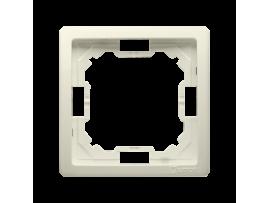 Rámček 1- násobný béžový