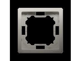 Rámček 1- násobný saténový, metalizovaný