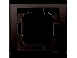 Rámček 1- násobný čokoládový mat. metalizovaný
