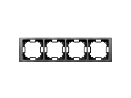 Rámček 4- násobný titánový, hydrografika