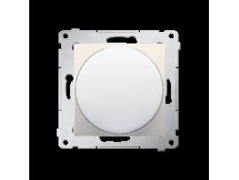 LED svetelné signalizátory - červené svetlo krémová