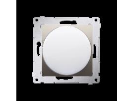 LED svetelné signalizátory - červené svetlo zlatá matná