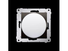 LED svetelné signalizátory - červené svetlo hnedá matná