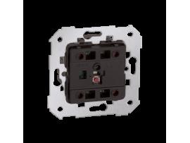 Tlačidlový a na diaľku ovládaný programátor svetelných scén