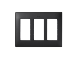 Rámček krabice SIMON 500 3×S500 6×K45 grafitovo-sivá