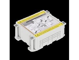 Kazeta plastová pre liate podlahy SF obdĺžnikový 80mm110mm