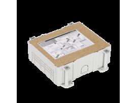 Kazeta plastová pre liate podlahy SF obdĺžnikový 80mm130mm