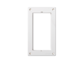 Rámček príslušenstva CIMA 1×CIMA (náhradný diel) čisto biela