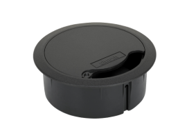 Káblová priechodka TS guľatý Ø102mm grafitovo-sivá