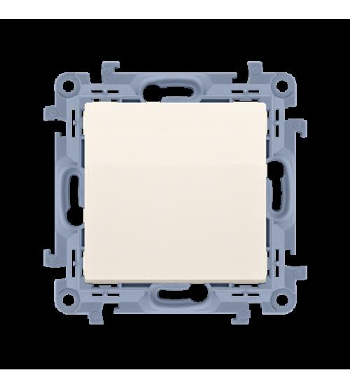 Univerzálny prepínač - striedavý krémová 10AX