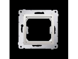 Adaptér pre montáž štandardu 45×45 mm krémová