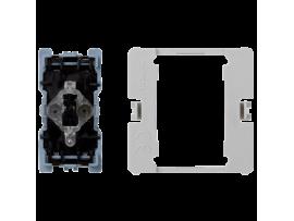 Tlačidlo K45 (prístroj) 16AX 250V 45×22,5mm