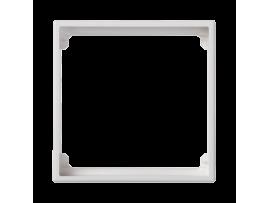 Adaptér SIMON 500 1× K45 50×50mm čisto biela
