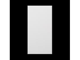 Záslepka SIMON 500 100×50mm čisto biela