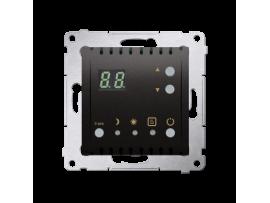 Termostat s displejom (vnútorný senzor) antracitová
