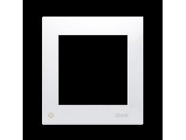 Rámček 1 - násobný pre sadrokartónové krabičky antibakteriálna biela