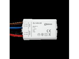 LED zdroj, naomietkový 14V, DC, 15W.