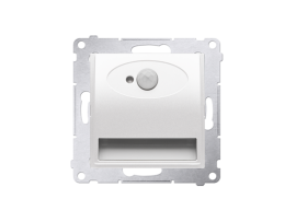 LED svietidlo, s pohybovým senzorom, 14V biela
