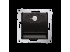 LED svietidlo, s pohybovým senzorom, 14V antracitová
