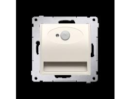 LED svietidlo, s pohybovým senzorom, 14V krémová