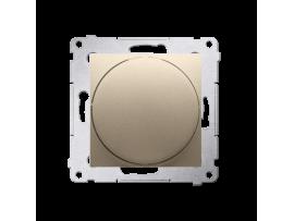 Stmievač pre predradníky 1–10 V zlatá matná 6A