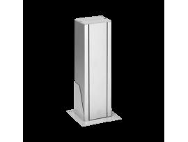 Mini stĺpec jednostranná ALK obdĺžnikový 360mm 7×K45 hliník