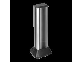 Mini stĺpec jednostranná ALC 741mm 10×K45 5×CIMA 5×S500 hliník