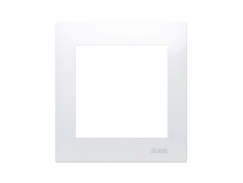 Rámček 1- násobný biela
