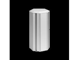 Mini stĺpec štvorstranná ALK ôsmich uhlová 210mm 16×K45 hliník
