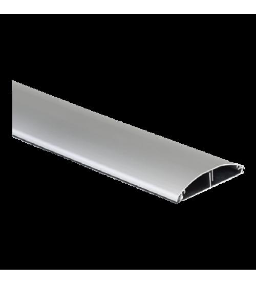 Podlahový kanál DCS ALU 85×18mm hliník