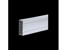 Inštalačný kanál CABLOPLUS TS ALU 130×55mm Počet komôr:1 dĺ.:2m hliník :IK07