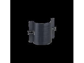 Oblúk pre svetlovody CABLOPLUS hladina dĺ.:98mm čierny
