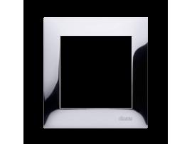 Rámček 1 - násobný kovový chróm