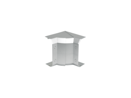 Nastaviteľný vnútorný roh CABLOMAX 170×55mm hliník