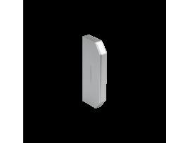 Koncová záslepka CABLOMAX 170×55mm hliník